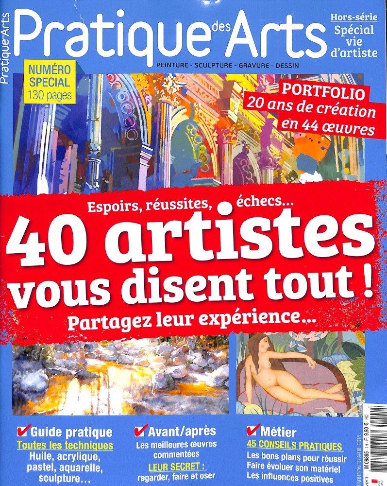 1304 PRATIQUE DES ARTS