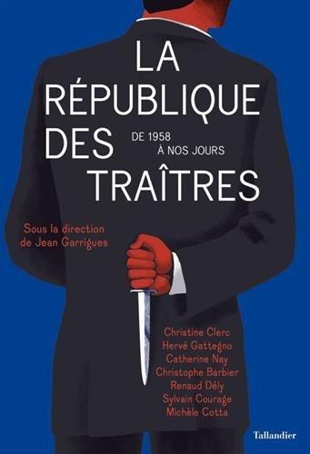 0823 LA REPUBLIQUE DES TRAITRES