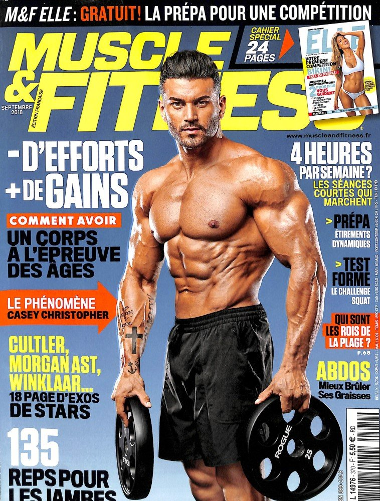 2308 MUSCLES ET FITNESS