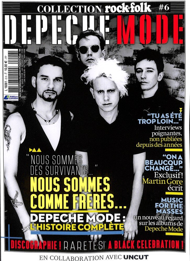 2308 ROCK N FOLK DEPECHE MODE