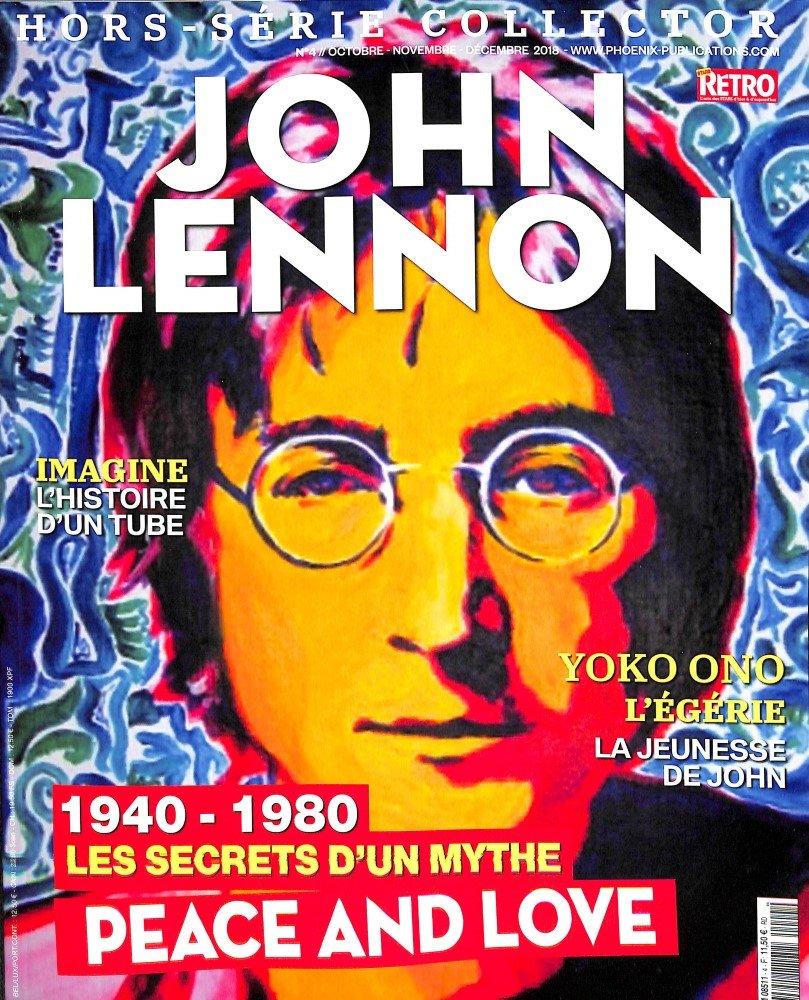 3- JOHN LENNON