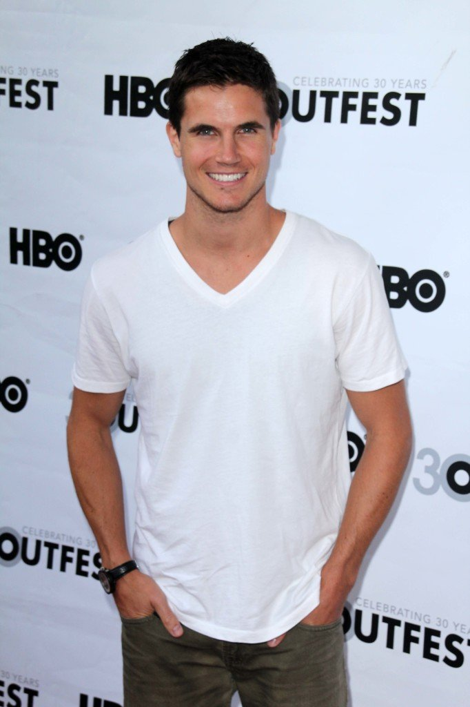 "at the Outfest Closing Night Gala Screening of ""Struck By Lightning,"" John Anson Ford Theater, Hollywood, CA 07-22-12"