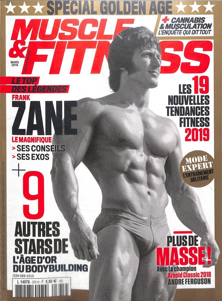 6- MUSCLE ET FITNESS