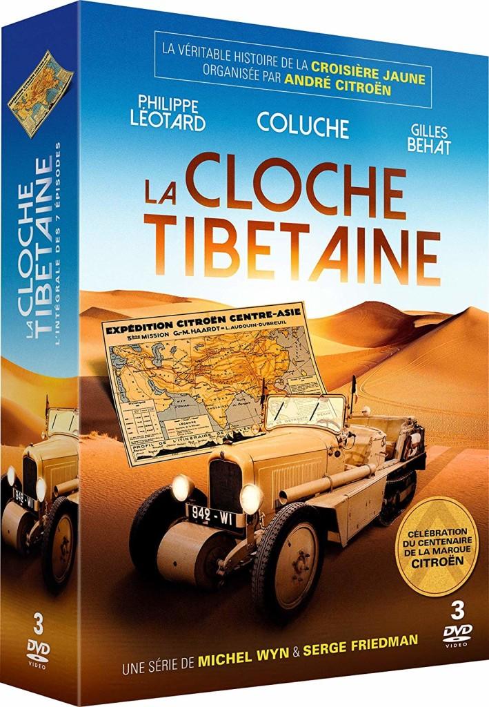 0605 LA CLOCHE TIBETAINE