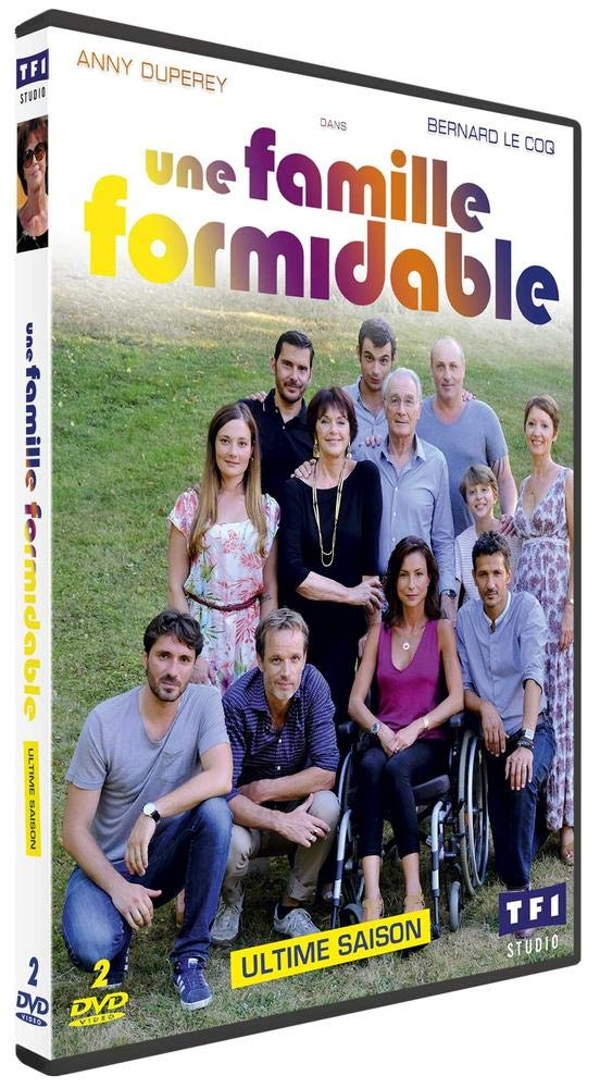 0710 UNE FAMILLE FORMIDABLE