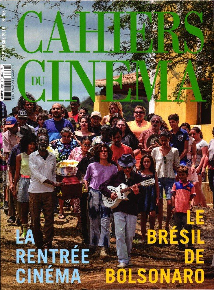 1- CAHIERS DU CINEMA