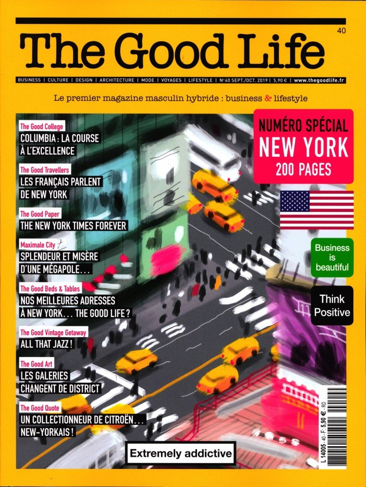 3- GOOD LIFE