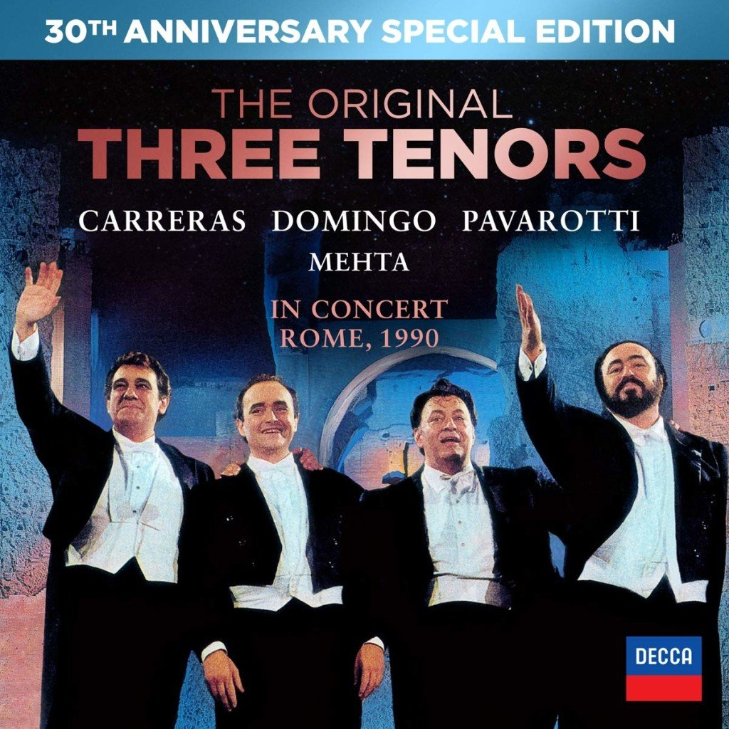 0724 THREE TENORS